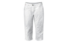 Vaude Women's Wicklow Capri Pants white